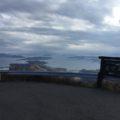 金甲山「岡山市南部の干拓地、瀬戸内海を一望できる山」