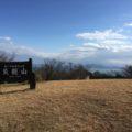 貝殻山「岡山市南部の干拓地、瀬戸内海を一望できる山」